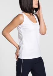 ETERNA TOP/ TANK TOP WIT UNI