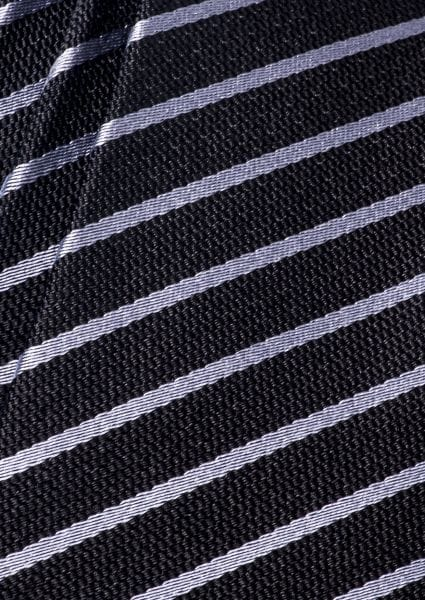 ETERNA TIE ANTHRACITE STRIPED