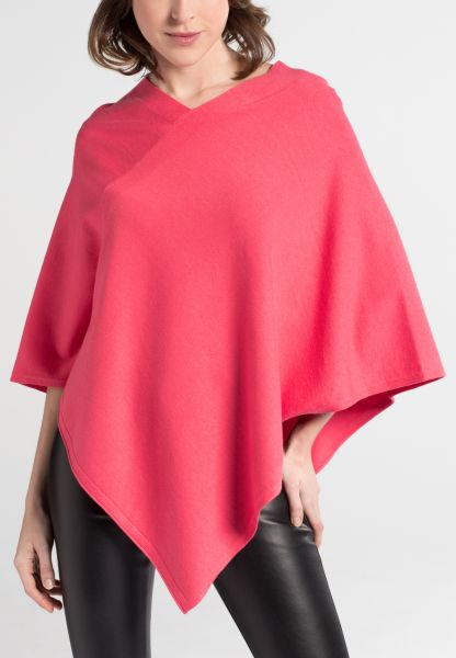 ETERNA GEBREID PONCHO FLAMINGO UNI